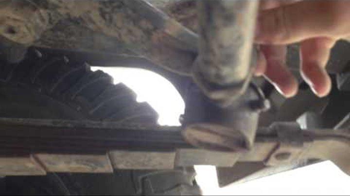 Видео обзор УАЗ 469 Турбо Бобик ч 2