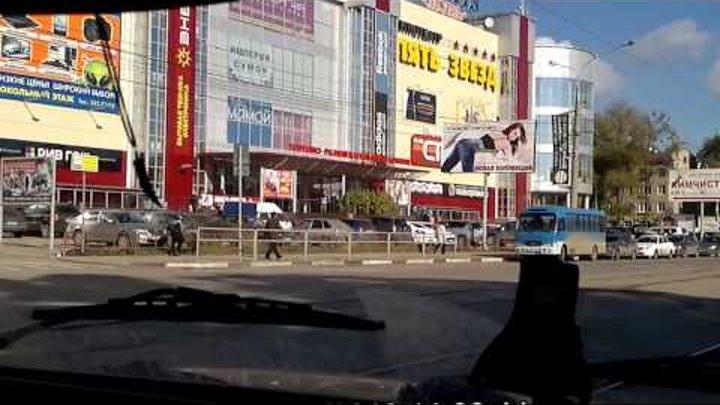 Площадь им Кирова. Вива Лэнд. Карусель. г Самара 2012г