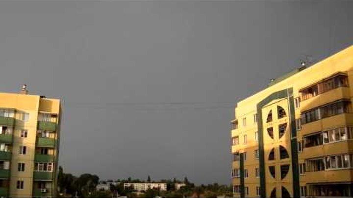 Гроза Курск 27 06 2013