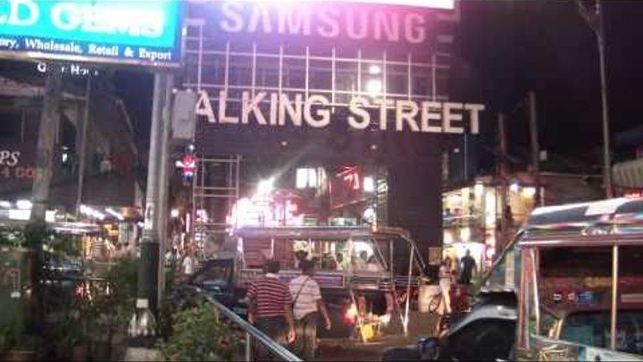 THAILAND 2010 : Pattayagirls in Walkingstreet