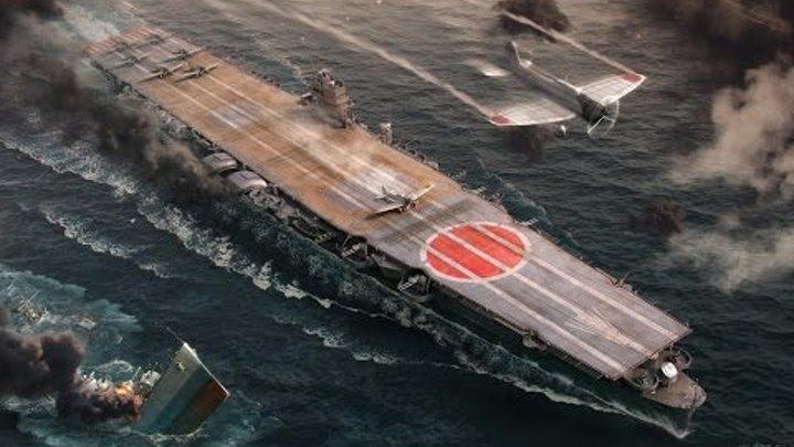 Hiryu - Царь Неба [World Of Warships]