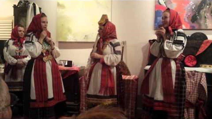 Русские народные музыкальные духовые инструменты