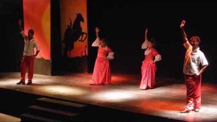 Анимация Джерба Отель Seabel Aladin Djerba 3*/ Танцуют Казачок!