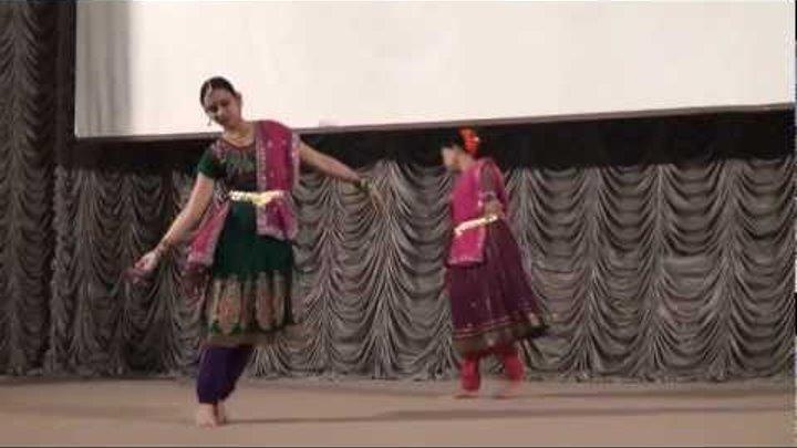 Народный индийский танец(02.04.2013)
