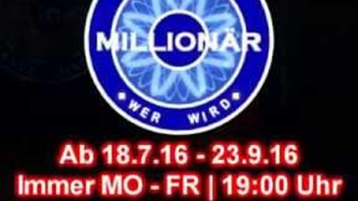 WER WIRD MILLIONÄR? SEASON 2 - Preview/Trailer