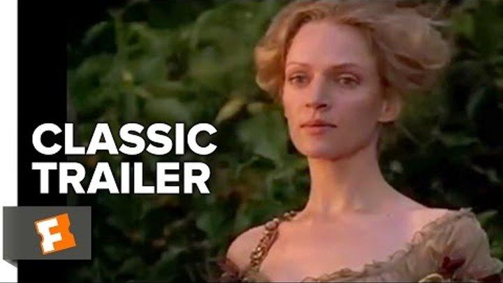 Vatel (2000) Official Trailer - Uma Thurman, Gerard Depardieu Movie HD