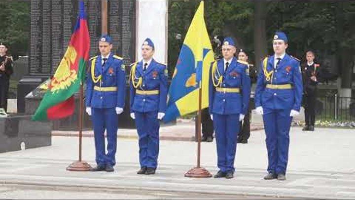 Митинг посвященный 73-й годовщине Победы в Великой Отечественной войне