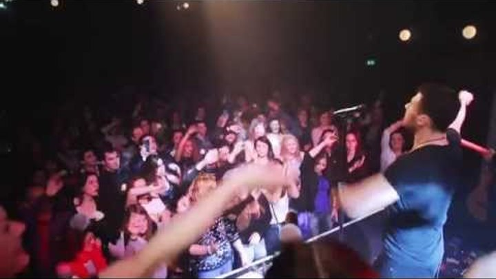 "EMIN ""Boomerang"" Music Video Paris-London-Berlin-Madrid World Tour"