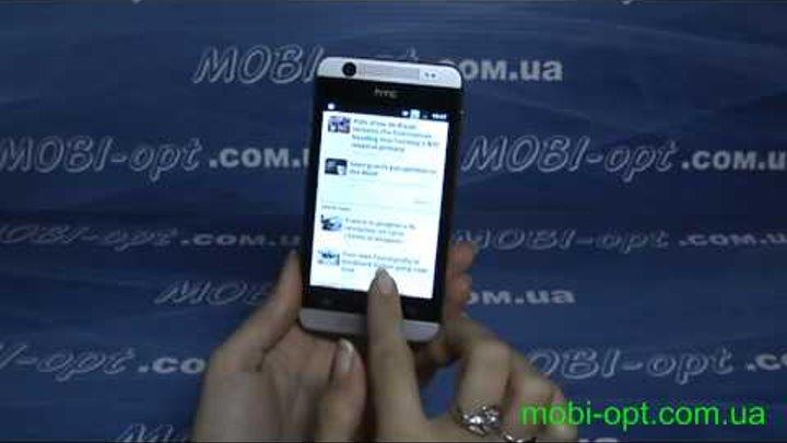 Обзор Китайский телефон HTC one M7