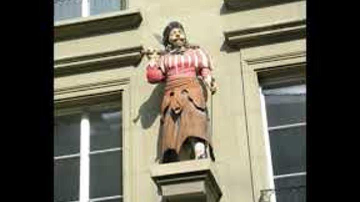 Берн. Швейцария. Март 2010