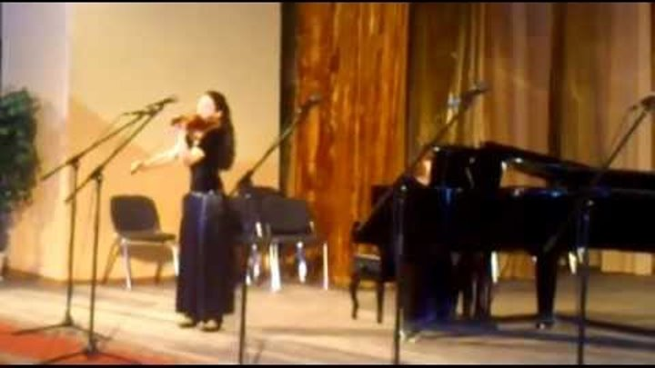 Щуровский - Романс (исполняет Боскина К.)