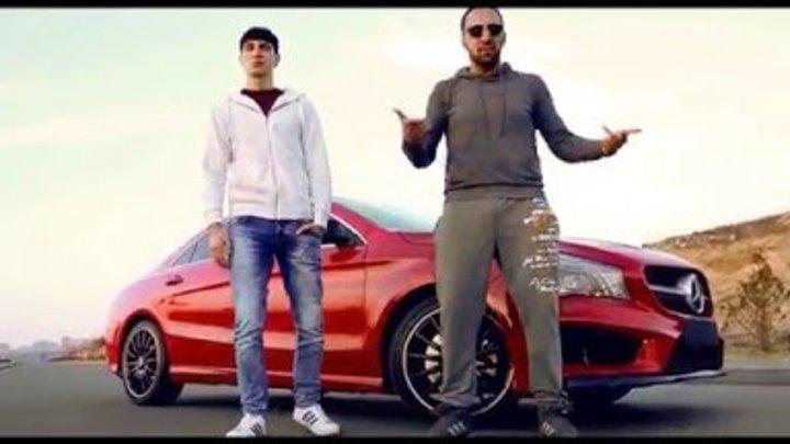 Sev / Narek / Bala-Bala (Բալա-բալա) New clip 2016 RapBrat