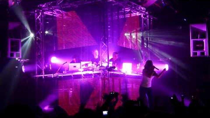 Magnetic Man + Katy B - Perfect Stranger - Live @ London Heaven 03/11/10