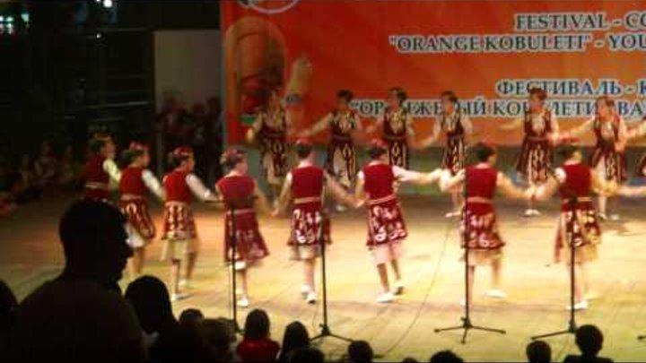 """Festival - Contest """"Orange Kobuleti"""" 2014 : Sevan Dance Group - Poppurri"""