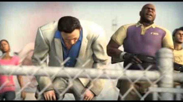 Left 4 Dead 2 трейлер на русском