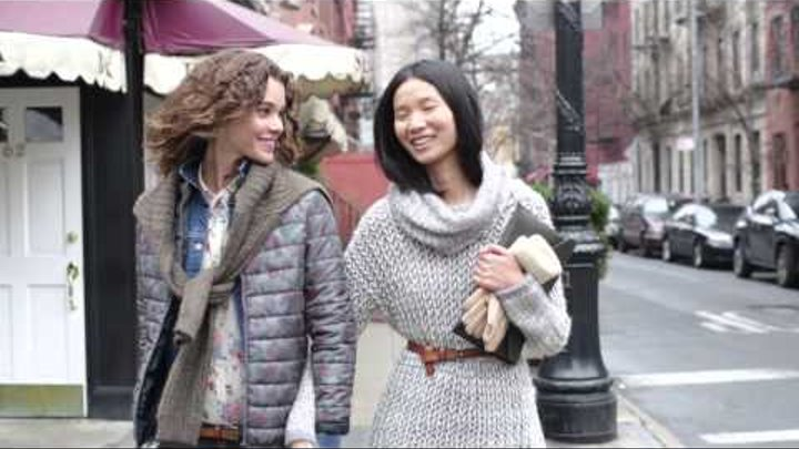United Colors of Benetton Autumn 2015 Woman and Man Collection