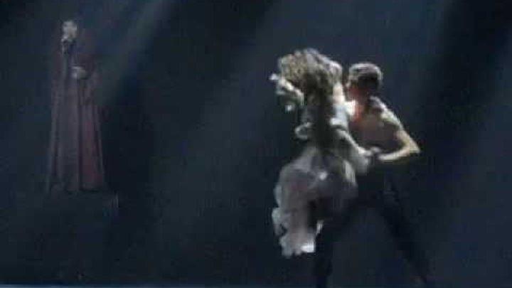 """""""По страницам мировых мюзиклов""""- """"Dracula""""-- Полина и Слава..Уссурийск 3 мая 2014г."""