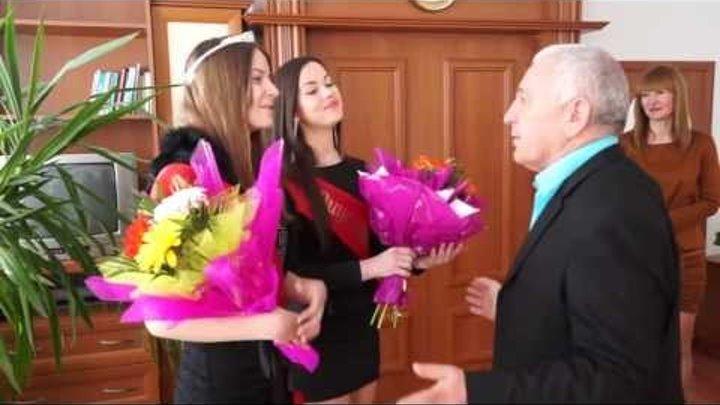 Звёзд и моделей Гагаузии поздравил Председатель НСГ