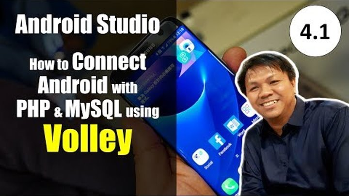 Android Volley Tutorial (Part 4 1) - How to Upload Multiple Images to Server