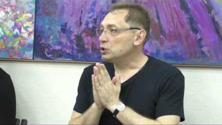 Руслан Жуковец. Восприятие Божественного. Часть 1