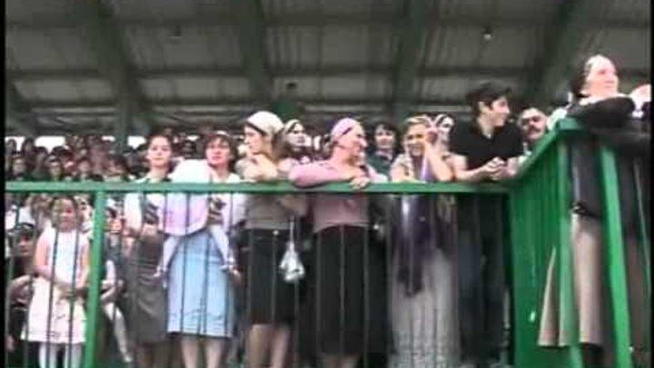 Концерт в честь Дня Респ.Ингушетия.4 июня 2011г.2-я часть