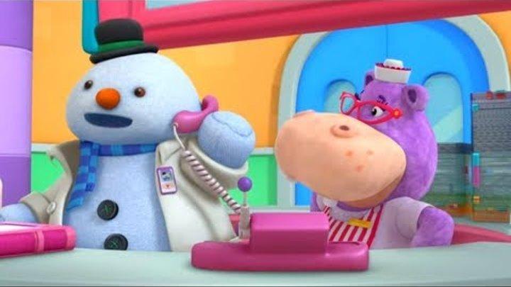 Доктор Плюшева: Клиника для игрушек. Сезон 4 серия 4 | Мультфильм Disney