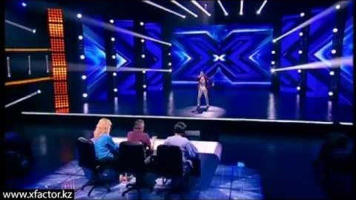 Акжол Токе. X Factor Казахстан. Прослушивания. 1 серия. 6 сезон.