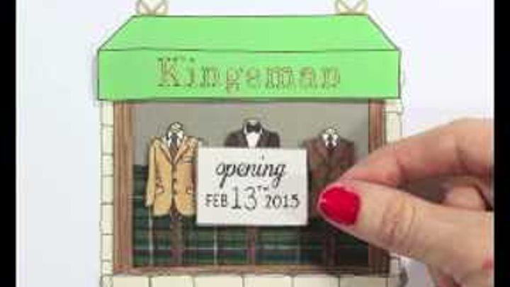 Kingsman: The Secret Service - Stop Motion Animation by Rachel Ryle