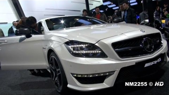 2012 Mercedes CLS63 AMG Performance in Depth Tour