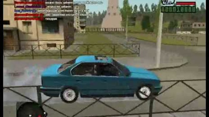 Обзор Мода GTA Криминальная Россия