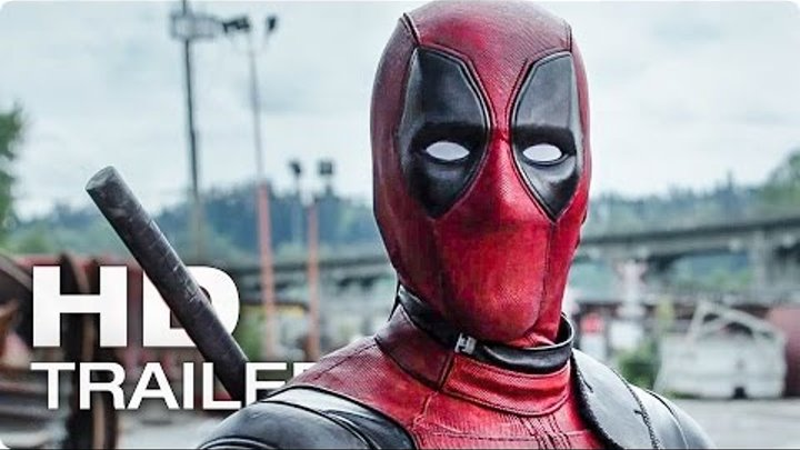 DEADPOOL Official Red Band Trailer 2 (2016) Ryan Reynolds