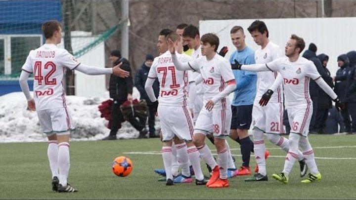 «Крылья Советов» (мол) - «Локомотив» (мол). Обзор матча