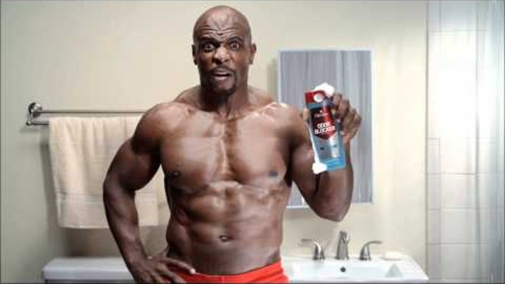 Terry Crews - Old Spice Commercials [HD]