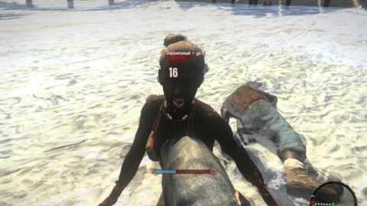 прохождение dead island. 2 серия:спасаем нубов и приобретаем репутацию