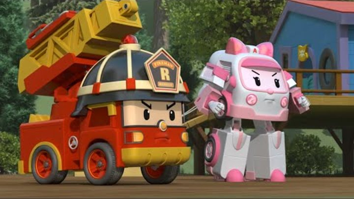 Робокар Поли - мультики про машинки - Новый сезон! - Я буду делать то, что захочу