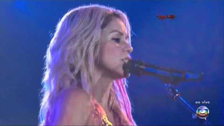 Shakira - Inevitable - Rock in Rio 2011 HD