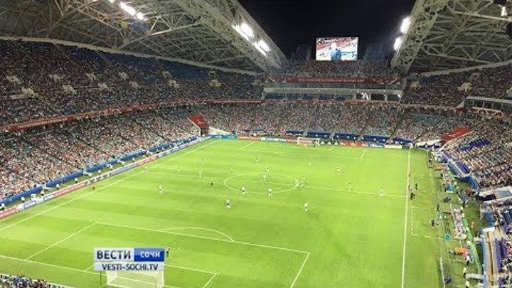 Чемпионат мира по футболу в Сочи откроет матч Испании и Португалии