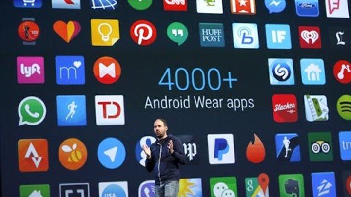 Новинки Google для Android устройств