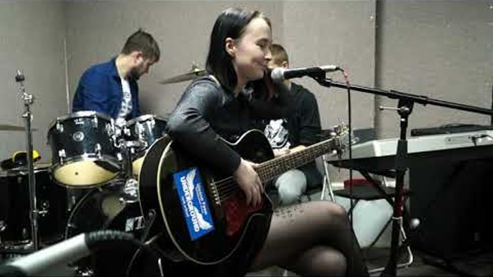 Юлия Кашкарова, Акустика 20, Школа рока.