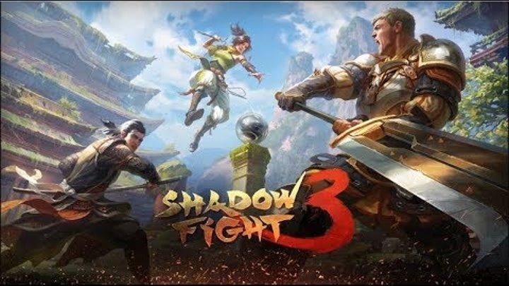 Shadow Fight 3 -Ost- Burned Village