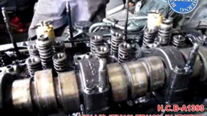 H.C.B-A1393 VOLVO (FM12) TRUCK INJECTOR SLEEVE REMOVER / INSTALLER