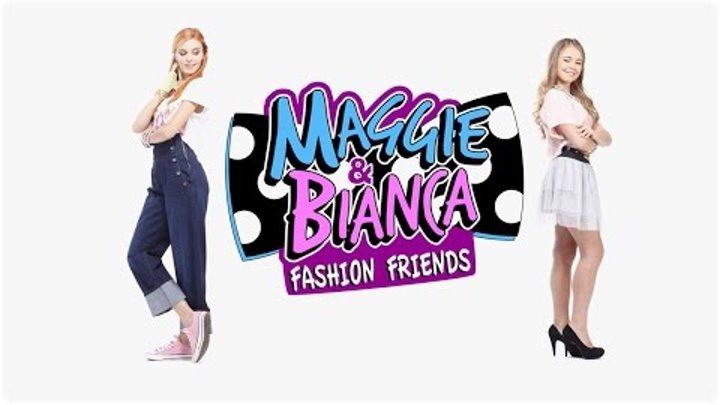 Мэгги и Бьянка в Академии Моды   Финальные титры