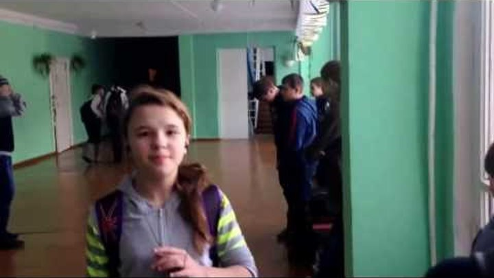 Школьные забавы 1 сезон 3 серия