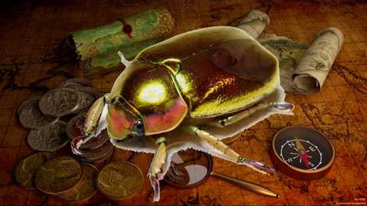Золотой жук