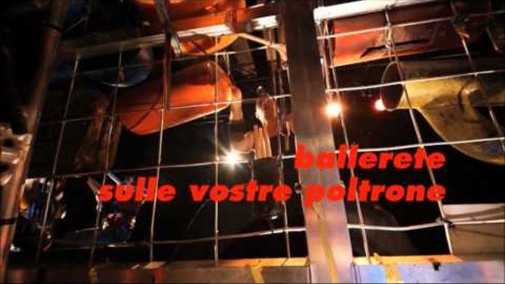 STOMP Italia Maggio 2012 ROMA e MILANO - Teatri di Stage Entertainment.wmv