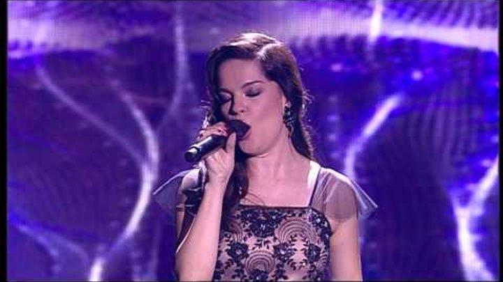 "Диана Хашимханова.Whitney Houston - ""Run to you"". X Factor Казахстан. 1 концерт. 10 серия. 5 сезон."