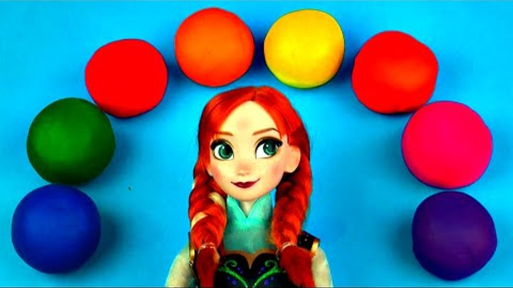 Disney Frozen Play-Doh Surprise Eggs Cars 2 Toy Story Spongebob Donald Duck Batman Toys FluffyJet