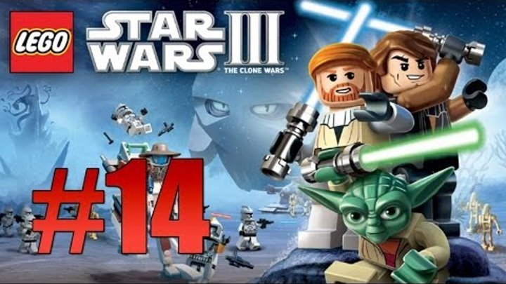 Lego Star Wars 3: The Clone Wars - Ch. 3 Jedi Crash (Count Dooku) - Part 14