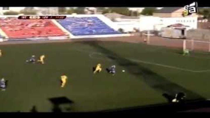 Лига Европы 1 раунд 2 матч Иртыш Павлодар Левски 2 0
