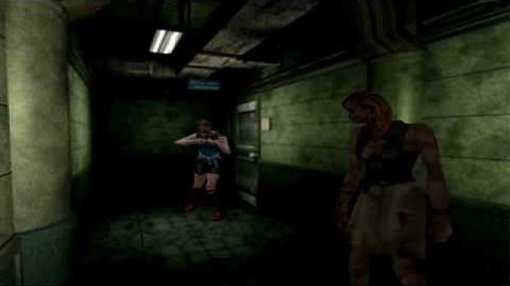Resident evil 3 Прохождение с комментариями Часть 3